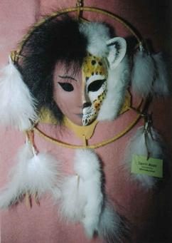 The She-Leopard Mask   16